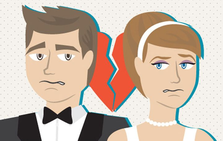 February: Most Active Month for Divorce