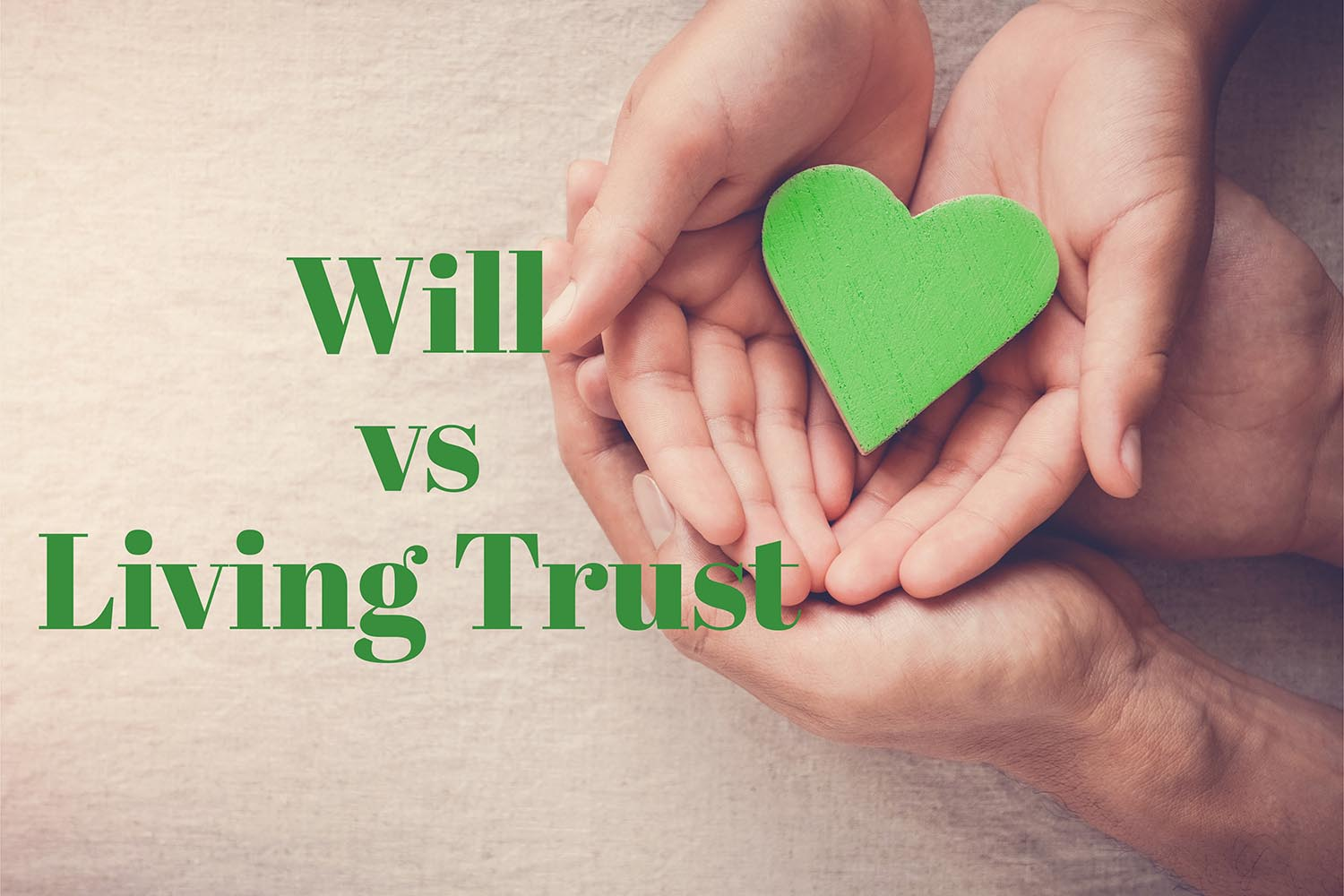 will vs living trust
